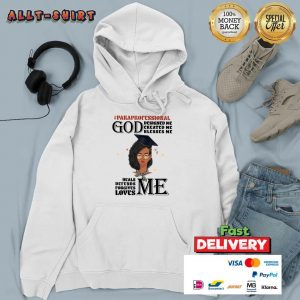 Paraprofessional God Designed Me Created Me Blesses Me Hoodie