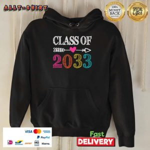 Awesome Class Of 2033 Hoodie