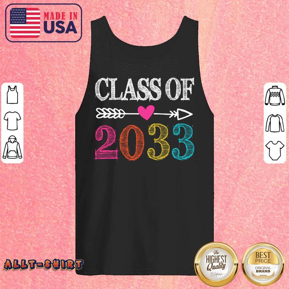 Awesome Class Of 2033 Tank Top