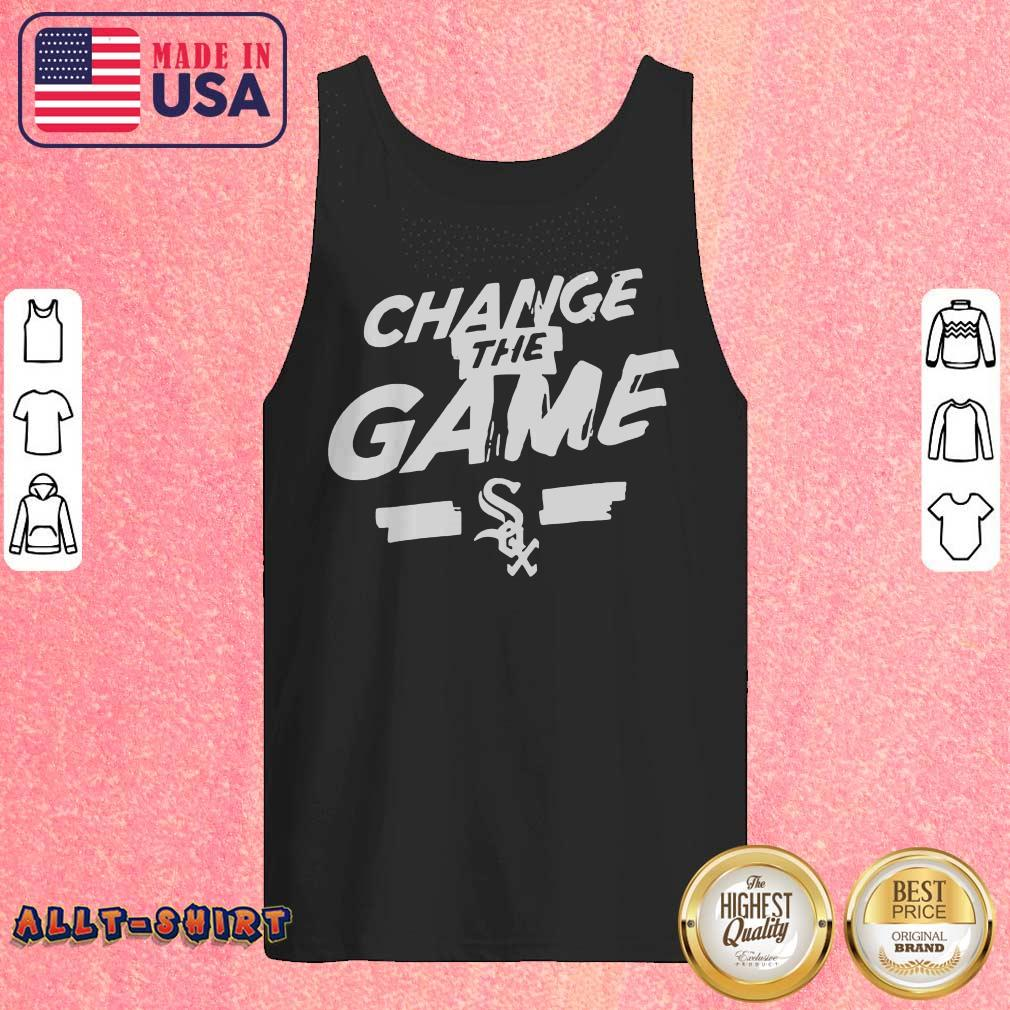 Change The Game SOX Tank Top