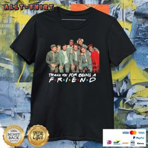 Mash Thank For Being A Friend Shirt