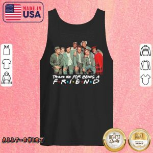 Mash Thank For Being A Friend Tank Top
