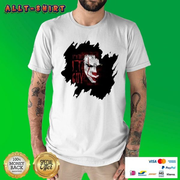 Pennywise In The IT Guy Shirt