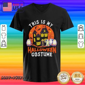 This Is My Halloween Costume V-neck