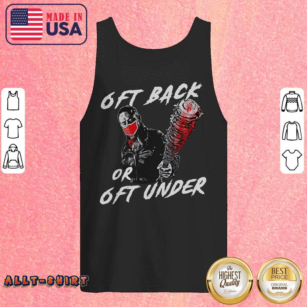 TWD 6ft Back Or 6 Ft Under Tank Top