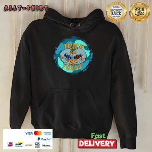 Vampire Hands With Candy Trick Or Treat Halloween Hoodie