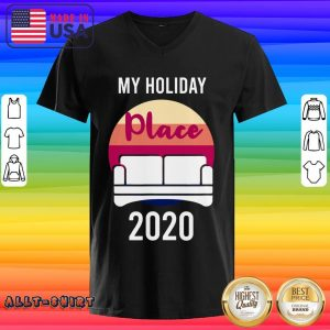 Home As My Holiday Place In 2020 V-neck