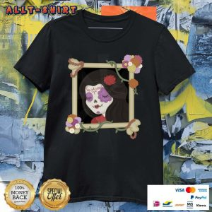 Mexican Girl Picture Day Of The Dead Shirt